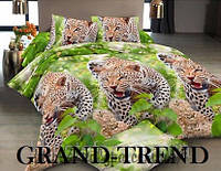 3D Комплект постельного белья двуспального размера Ranforce