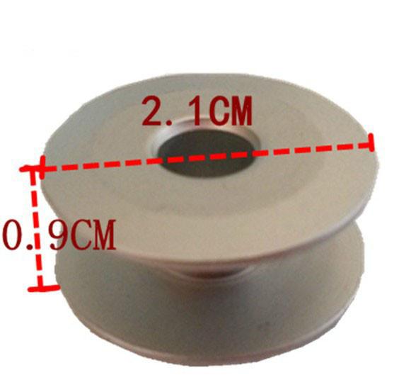 Шпуля 272152A (TYL)  алюминий