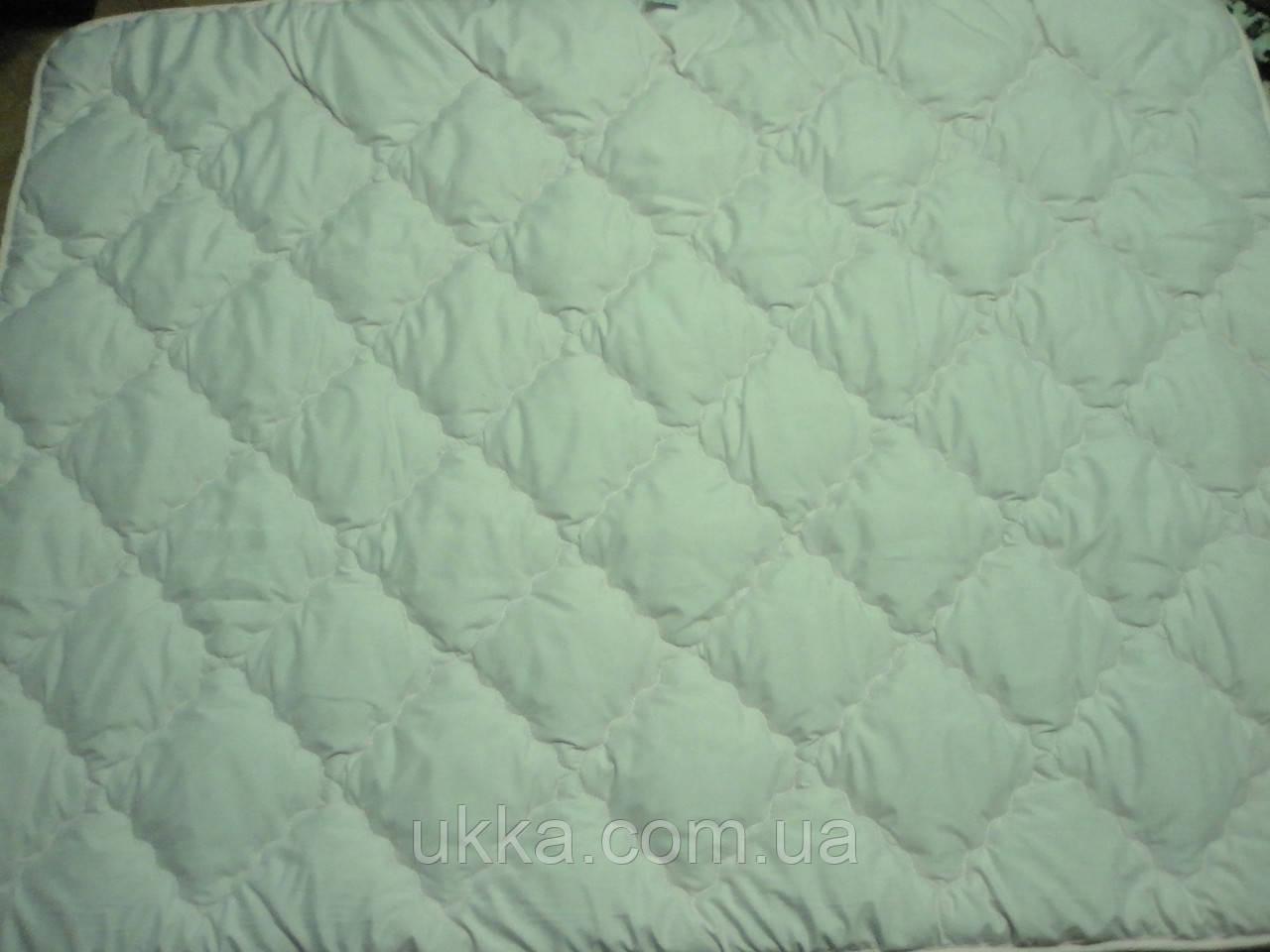 Одеяло в кроватку холлофайбер ткань микрофибра 140х110 ОДА