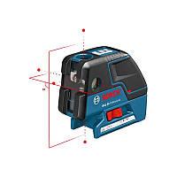 Комбинированный лазер Bosch GCL 25 Professional с держателем BM 1