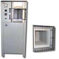 Высокотемпературные электропечи SNOL 8/1600 L, программируемый терморегулятор