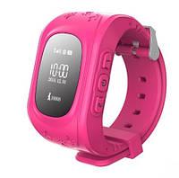 Детские умные часы Q50 Pink