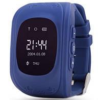 Детские умные часы Q50 Dark Blue