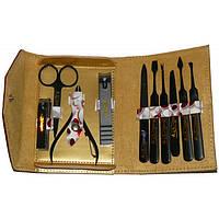 Маникюрный набор 10 предметов (N6013b) , предметы для маникюра, маникюр, красивые ногти