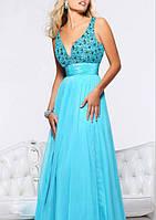 DL-597 Приталенное Вечернее Платье Выпускное