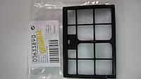 00633890 Выходной фильтр для пылесоса, для BSA.., BSB.., BSD.., BSGL2..