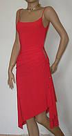 DM-2242 Вечернее Платье со Сборкой на боку