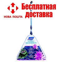 Сачок для рыб Laguna Collapsible Pond Skimmer Net 40х46см /ручка 45-84см