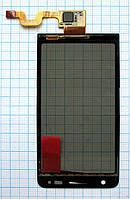 Тачскрин сенсорное стекло для Nokia C6-01 High Copy black