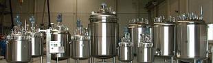 Оборудование для производства и переработки молока