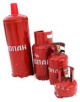 Баллон бытовой пропановый 5 литров NOVOGAS (Беларусь) DI