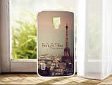 Чехол для LG Optimus L7 II Dual P715 панель накладка с рисунком Оскал Тигра, фото 5
