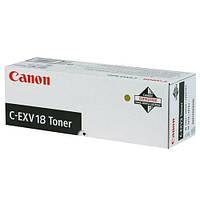 Тонер Canon C-EXV18 Black (0386B002) для iR1018/1018J/1022/1024