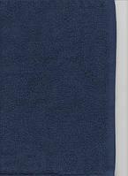 Махровое полотенце 50*70, 100% хлопок, Туркменистан, синяя ночь