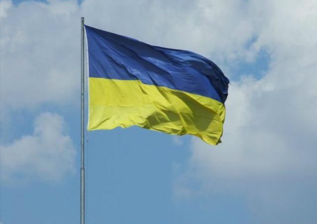 мальенький фдаг украины