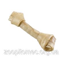 Жувальна кістка для собак, 100% воловья шкіра FUN 3938