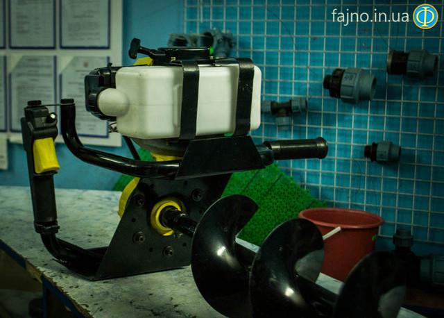 Бензиновый мотобур Кентавр МБР 4315 фото 5