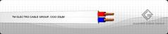 Гибкий провод ШВВП, провод для электроприборов 2х1,5 ( ЗЗЦМ)