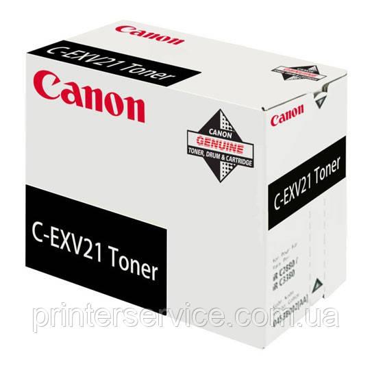 Тонер Canon C-EXV21 black для iRC 2880/ 3380 (0452B002)