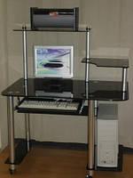Компьютерный стол в черном цвете , фото 1