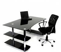 Крашенный компьютерный стол , фото 1