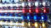 Шары новогодние, набор 13шт. d=5см. цветные однотонные