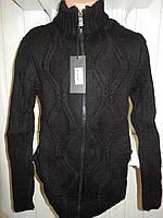 Кофта мужская Lee'Ecosse на змейке, 2 кармана 002/ купить оптом свитер зимний