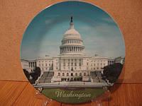 Тарелка сувенир Вашингтон