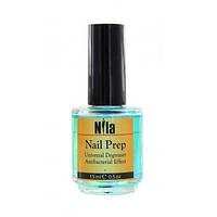 Nila Nail Prep Обезжириватель с антибактериальным эффектом 12ml