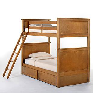 Двоярусне ліжко «Серхіо»
