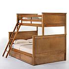 Двухъярусная кровать «Серхио» с широким спальным местом, фото 2