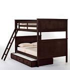 Двухъярусная кровать «Серхио» с широким спальным местом, фото 4