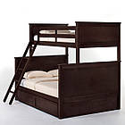 Двухъярусная кровать «Серхио» с широким спальным местом, фото 5