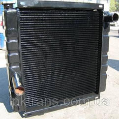 Радиатор водяной на погрузрик Балканкар ДВ1792