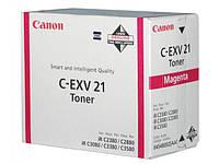 Тонер Canon C-EXV21 Magenta для iRC2880/ 3380 (0454B002), фото 1