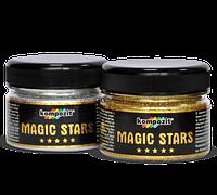 Глиттер MAGIC STARS Kompozit Композит (золото) 0,06л