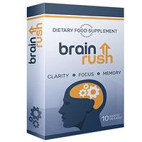 Капсулы BrainRush для улучшения памяти и работы мозга