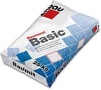 Клей для плитки, мозаики, камня BAUMIT Baumacol Basic, 25кг