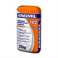 Клей для плитки усиленный KREISEL SUPER MULTI 103, 25кг