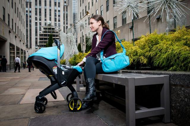 Детская коляска-автокресло Simple Doona Simple Parenting