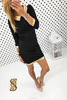 Платье  Трикотаж турция код 522 (ОЛС)