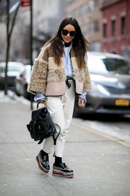 О модных женских рюкзаках коллекции весна-лето