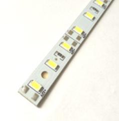 Светодиодная линейка SMD 5730 72 LED IP20 24V (белый цвет)