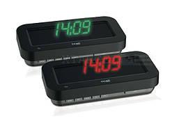 Часы проекционные TFA HOLOclock, 3D-эффект, красная индикация, адаптер, 165x84x35 мм
