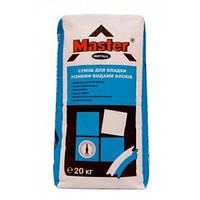 Клей для блоков Master INSTALL, 20кг