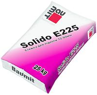 Стяжка для пола BAUMIT Solido E 225, 25кг, 12-80мм