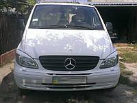 Реснички на фары mercedes vito/Viano (2003-2010)