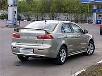"Спойлер Mitsubishi Lancer 10 ""Завод"""