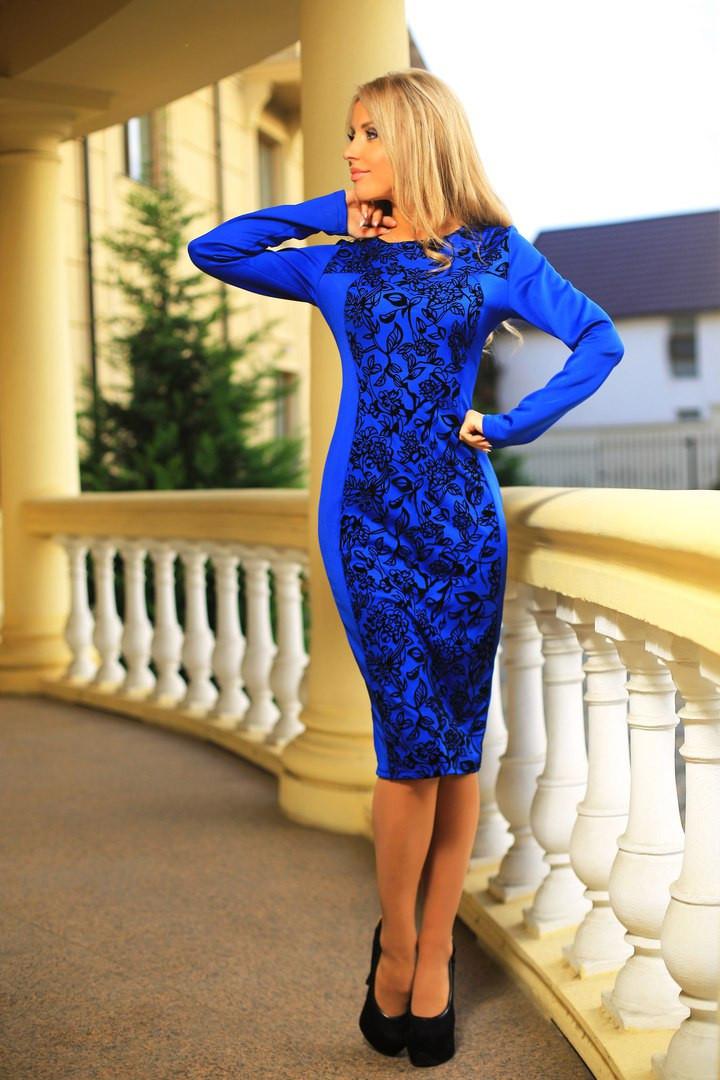 Нарядная отделка на платье