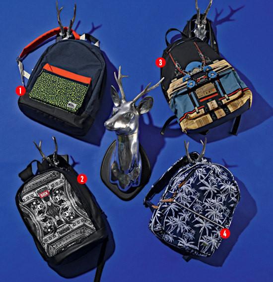 8 модных моделей рюкзаков на все случаи жизни
